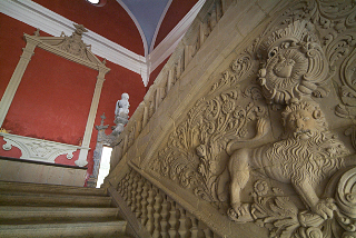Palacio Jabalquinto (Lion)